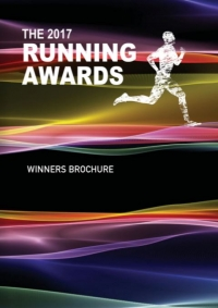 2017 Running Awards brochure