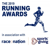Race Nation and Sports Giving partner with The 2019 Running Awards