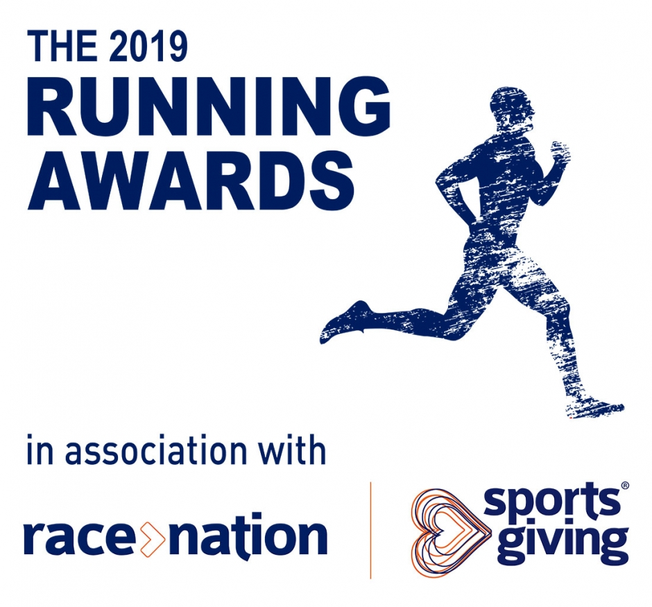 Run Nation and Sports Giving partner with The 2019 Running Awards