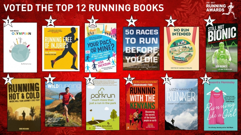 Christmas Running Top.The 12 Books Of Christmas The Running Awards