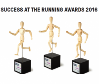 Hilly and Ronhill win three trophies at The 2016 Running Awards